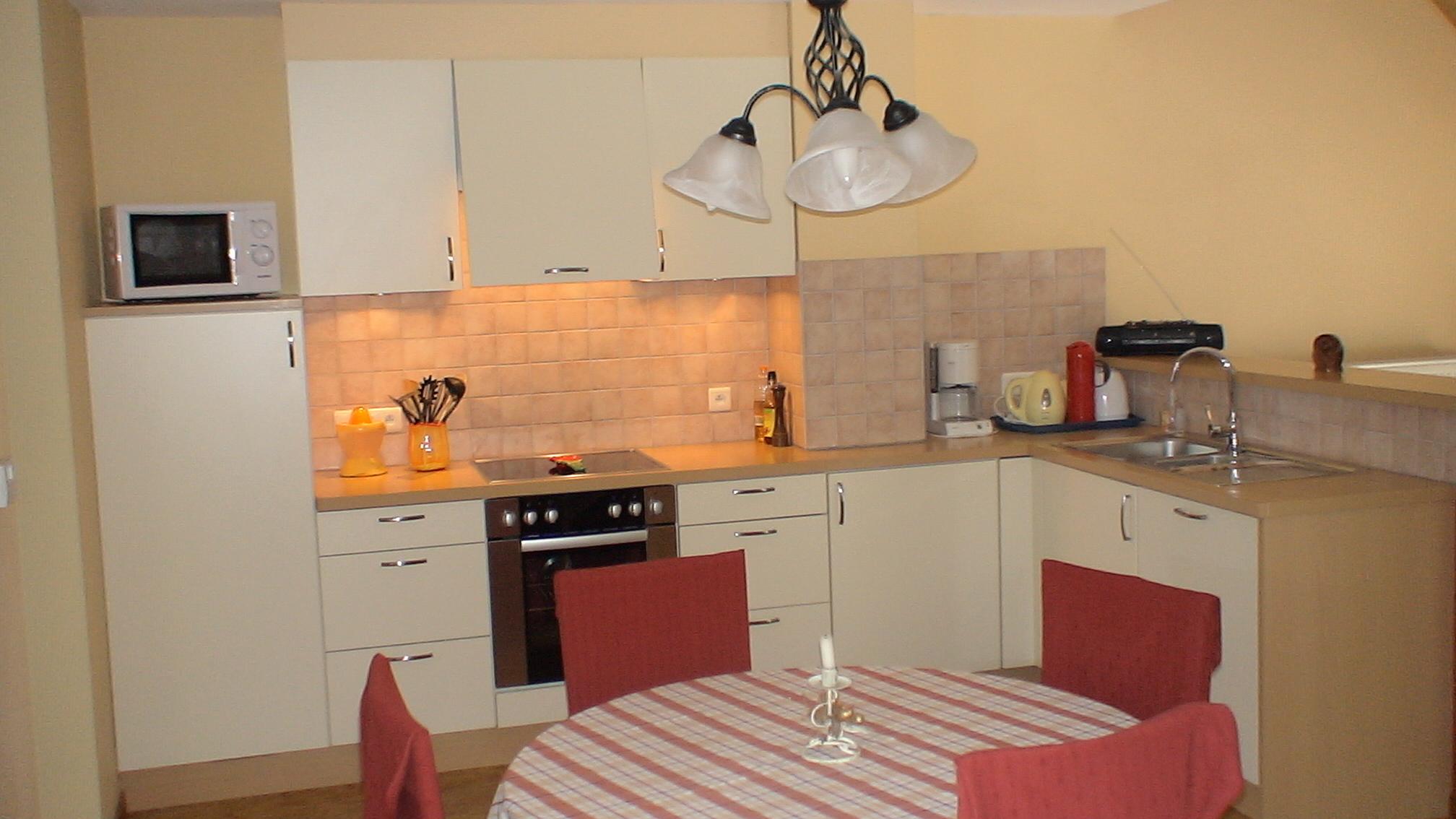 Cuisine Integree Dans Salon photos coin cuisine et salon